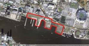 Jacksonville Shipyard Riverfront